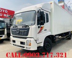 Bán xe tải DongFeng 7T6 - 7600kg thùng kín Container mở cửa hông giá 990 triệu tại Tp.HCM