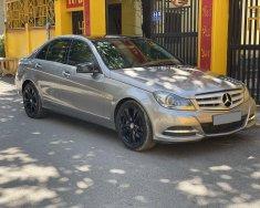 Bán Mercedes C200 2012 tự động màu xám full giá 556 triệu tại Tp.HCM