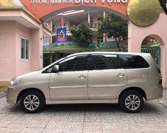 Chính chủ bán xe Innova 2.0E màu vàng, sản xuất 2015, gia đình sử dụng giá 385 triệu tại Hà Nội