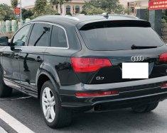 Gia đình cần bán Audi Q7, sx 2008, bản 3.6  full Sline Quattro, màu đen còn mới tinh giá 539 triệu tại Tp.HCM