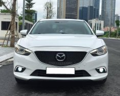 Bán xe cực đẹp Mazda 6 2017 2.5AT, màu trắng giá 679 triệu tại Tp.HCM