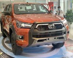 Hilux Adventure 2021 mới tại Toyota An Sương giá 913 triệu tại Tp.HCM