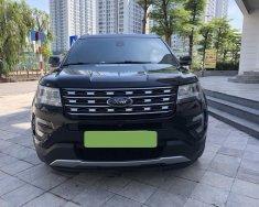 Gia đình cần bán Ford Explorer limited 2017, số tự động, máy xăng 2.3L Ecoboost I4, màu đen nhập Mỹ giá 1 tỷ 598 tr tại Tp.HCM