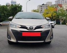 Nhà cần bán Toyota Vios 2019 AT, bản E, màu vàng cát cực đẹp giá 498 triệu tại Tp.HCM