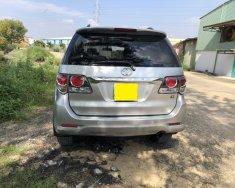 Tôi cần bán Toyota Fortuner 2016 ĐK 2017, số sàn, máy dầu, màu bạc giá 723 triệu tại Tp.HCM