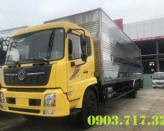 Gía bán xe tải DongFeng B180 thùng kín thùng 9m7 tốt nhất khu vực phía Nam giá 990 triệu tại Long An