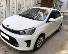 Tôi cần bán Kia Soluto 2020, số sàn, màu trắng giá 386 triệu tại Tp.HCM