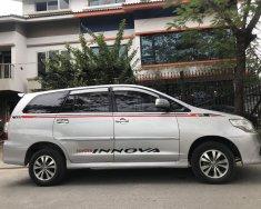 Xe Toyota Innova E xịn đời 2015, màu bạc, giá 432tr giá 432 triệu tại Hà Nội