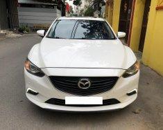 Bán xe cực đẹp Mazda 6 Premium 2017 2.5AT, màu trắng giá 668 triệu tại Tp.HCM