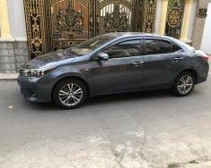 Mình bán Toyota Altis 2015, tự động 1.8, phom mới, màu xám xanh giá 548 triệu tại Tp.HCM