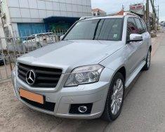 Bán lại xe Mercedes-Benz GLK 2010 số tự động, màu bạc cực đẹp giá 498 triệu tại Tp.HCM