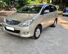 Gia đình cần bán Innova 2009 V, tự động, màu vàng cát, còn đẹp mới giá 363 triệu tại Tp.HCM