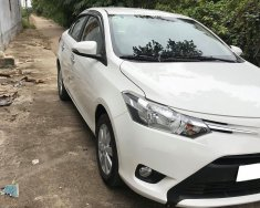 Tôi cần bán Toyota Vios đời 2017, số sàn, màu trắng tinh giá 369 triệu tại Tp.HCM