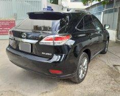 Nhà tôi cần bán Lexus RX350 2013 màu đen, nhập Nhật giá 1 tỷ 786 tr tại Tp.HCM