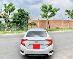 Tôi cần bán Honda Civic đời 2020, số tự động, Bản G, màu trắng tinh giá 739 triệu tại Tp.HCM