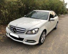 Nhà cần bán Mercedes C200 2012, số tự động, màu trắng giá 566 triệu tại Tp.HCM