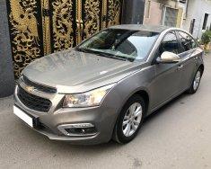 Nhà mình bán Chevrolet Cruze 2018 LT, số sàn, màu xám. giá 368 triệu tại Tp.HCM