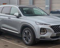 Bán ô tô Hyundai Santa Fe 2.4 Cao Cấp 2021, màu bạc giá 1 tỷ 140 tr tại Đắk Nông