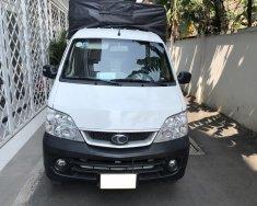 Cần bán xe tải Thaco Towner 2017, số sàn, máy xăng, màu trắng còn mới giá 168 triệu tại Tp.HCM