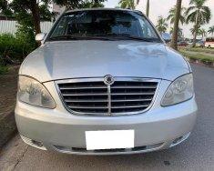 Về hưu cần bán xe Ssangyong Stavic 2009, 5 chỗ, 245kg, số sàn, máy dầu, màu bạc giá 198 triệu tại Tp.HCM