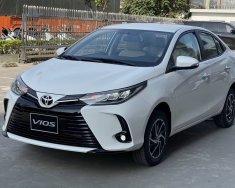 Toyota Vios 1.5G CVT 2021 tặng bảo hiểm thân vỏ. giá 581 triệu tại Tp.HCM
