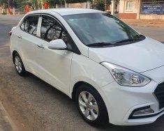 Nhà bán Hyundai I10 2019, số sàn Sedan, bản Full 1.25, màu trắng giá 322 triệu tại Tp.HCM