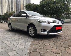 Tôi bán Toyota Vios đời 2017, số sàn, màu bạc nguyên khối giá 368 triệu tại Tp.HCM
