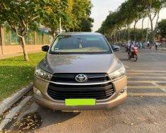 Gia đình mình cần bán Toyota Innova đời 2017, số sàn, màu xám giá 43 tỷ tại Tp.HCM