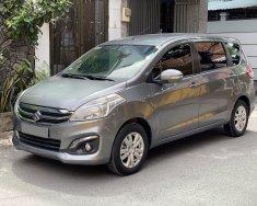 Cần bán xe Ertiga 2017, số tự động, full đề start stop, màu xám giá 367 triệu tại Tp.HCM