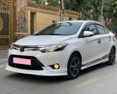 Mình cần bán Toyota Vios 2018 TRD sportivo, số tự động, màu trắng giá 486 triệu tại Tp.HCM