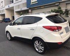 Bán Hyundai Tucson 2012 số tự động, full hai cầu, nhập Korea, màu trắng giá 466 triệu tại Tp.HCM