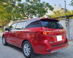 Gia đình bán Kia Sedona 2020, tự động, máy dầu, bản full luxury, màu đỏ giá 1 tỷ 139 tr tại Tp.HCM