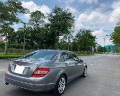Bán Mercedes C200 CGI model 2011, số tự động, màu xám giá 398 triệu tại Tp.HCM