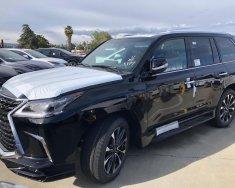 Việt Auto Luxury đang có xe Lexus LX570 phiên bản Sport xuất Mỹ màu đen xe sản xuất 2021, nhập mới 100% giá 9 tỷ 150 tr tại Hà Nội