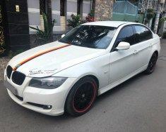 Mình cần bán BMW 320i 2008, số tự động, màu trắng, nhập Đức, còn mới ken xà ben giá 318 triệu tại Tp.HCM