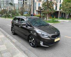 Mình cần bán Kia Rondo 2017, số tự động, máy dầu, màu xám giá 496 triệu tại Tp.HCM