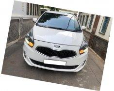 Cần bán xe Kia Rondo 2017, số tự động, máy dầu, màu trắng, giá 518 triệu tại Tp.HCM