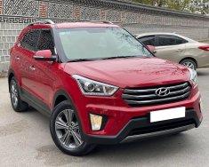 Gia đình bán Hyundai Creta 2018, số tự động, nhập Ấn Độ, màu đỏ giá 599 triệu tại Tp.HCM