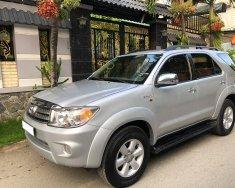 Về hưu cần bán xe Fortuner 2012 đk 2013 số tự động, máy xăng, màu bạc giá 435 triệu tại Tp.HCM