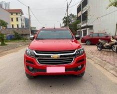 Nhà cần bán Chevrolet Colorado 2017 LTZ, số tự động 2.8, hai cầu, máy dầu, màu đỏ giá 553 triệu tại Tp.HCM