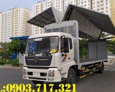 Bán xe ô tải DongFeng B180 thùng kín cánh dơi, thùng mở cánh chim bung ra  giá 1 tỷ 80 tr tại Tp.HCM