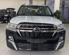 Bán xe Toyota Land Cruiser 5.7 VXS sản xuất 2021, 8 chỗ màu đen, xe nhập mới 100%, giao ngay toàn quốc giá 8 tỷ 60 tr tại Tp.HCM