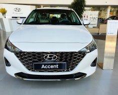 Cần bán Hyundai Accent AT 2021, màu trắng giá 504 triệu tại Phú Yên