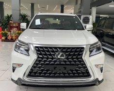 Bán Lexus GX460 Super Sport sản xuất 2021, mới 100%, nhập Trung Đông bản full đồ nhất . Màu Trắng, nội thất nâu đỏ . giá 5 tỷ 760 tr tại Hà Nội