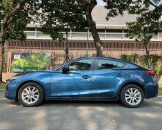 Cần bán Mazda 3 2018, số tự động, bản Facelift, màu xanh giá 596 triệu tại Tp.HCM