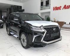 Bán ô tô Lexus LX 570 Super Sport Sản Xuất 2021, màu đen nhập Trung Đông giá 9 tỷ 100 tr tại Hà Nội