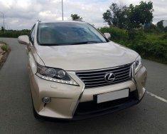 Tôi cần bán xe Lexux RX350 2012, nhập Nhật, số tự động, màu vàng cát giá 1 tỷ 530 tr tại Tp.HCM