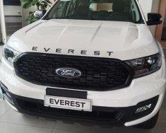 Bán ô tô Ford Everest đời 2021, màu trắng, nhập khẩu giá 1 tỷ 112 tr tại Khánh Hòa
