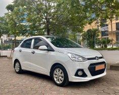 Tôi cần bán xe Hyundai I10 2016, bản full số sàn, màu trắng giá 253 triệu tại Tp.HCM