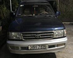 Cần bán lại xe Toyota Zace GL đời 2000, màu xanh lam, nhập khẩu, chính chủ, 159 triệu giá 159 triệu tại Hà Tĩnh